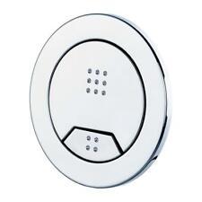 S4498AA standard ideale pulsante a piccole Chrome DF