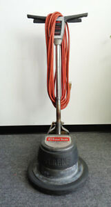 """17"""" CLARKE FLOOR MAINTAINER, MODEL 1700HD, FM-1700HD, USED, WORKS, #3A"""
