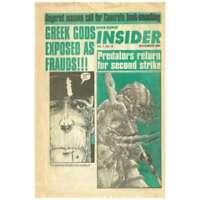 Dark Horse Insider (1989 series) #16 in NM + condition. Dark Horse comics [*hq]