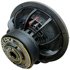 "BASS FACE SPL12.2.4S SUB 2700 WATT RMS 12"" 30 CM DIAMETRO 4 + 4 OHM HIGH POWER"