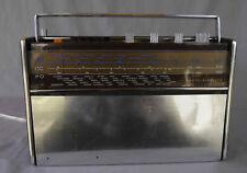 Poste récepteur radio  vintage Ducretet Thomson DT 970 à restaurer