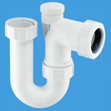 McALPINE SA10V  P WASTE TRAP 32MM (1.25 INCH) BATHROOM BASIN SINK