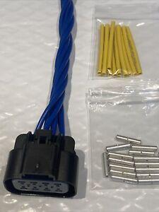 Harness Repair pigtail Kit For 2014-15 CHEVY SILVERADO HALOGEN HEADLIGHT