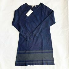 Maternity - Designer Tunic - Navy/Dark Charcoal