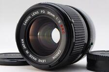 【B V.Good】Canon FD 35mm f/2 S.S.C. SSC Wide Angle Prime MF Lens From JAPAN #2737