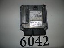 2012 12 AUDI A4 A5 2.0L ENGINE CONTROL MODULE PCM ECU ECM BRAIN WM6042