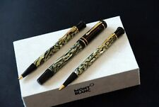 Montblanc Limited Edition Oscar Wilde Fountain Ballpoint Pencil Set New In Box