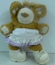 1985 Furskins Girl Purple Eyes Underwear Boots