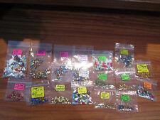 700+VINTAGE loose GLASS rhinestone lot+GLASS stones   LAST 4 LOTS