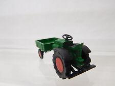 eso-2991:87 Traktor mit Pritsche Metallguß sehr guter Zustand