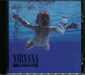 CD   Nevermind von Nirvana  GEFFEN (1991)