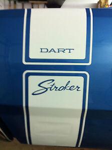 Bumblebee stripe kit for 1969 Dodge Dart GTS GT Sport or Swinger or custom