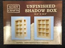 5 Shadow Boxes To Display Your Scout Rock Gem Shot Glass Fishing Lure Collection