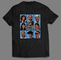 """FRESH PRINCE OF BEL-AIR PARODY """"THE BEL-AIR BUNCH"""" T-Shirt FULL FRONT MANY SIZES"""