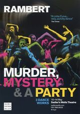 RAMBERT MURDER MYSTERY & A PARTY  Theatre Flyer Handbill