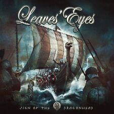 Leaves Eyes SIGN OF THE dragonhead Limited 2cd Digibook 2018