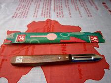 J.A. HENCKELS Vintage Peeler Knife Made In Solingen Germany Mint Condition #17