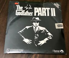 The Godfather Part II  LV8459-2 Laserdisc LD - Al Pacino  NEW SEALED