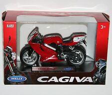 Welly - CAGIVA MITO 125 - Motorbike Model Scale 1:18
