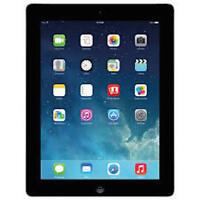 Apple iPad 4th Gen Retina Display 16GB Wi-Fi 9.7in  Black
