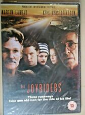 JOYRIDERS, THE - Martin Landau/Kris Kristofferson - DVD - NEW/SEALED