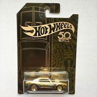 Hot Wheels Golden Camaro Limited Edition Rare Brand NEW