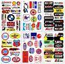 Cars Motorsport Mopar STP EMPI BMW NHRA Truck D6098 Pack 6 Vinyl Decals Stickers
