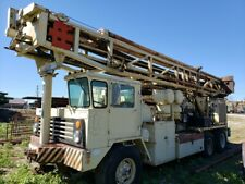 1981 Ingersoll Rand T4W 1050/350 Cat 3412 Deep Hole Drilling Rig Ir T4Dh T4 Dh
