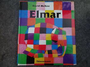 Elmar von David McKee (1989, Gebundene Ausgabe)