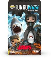 FUNKO POP! FUNKOVERSE: Jaws 100 -Expandalone [New Toy] Vinyl Figure, Board Gam