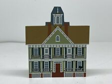 The Kent Manor Inn - Cats Meow Collectible Kent Island Maryland 1994