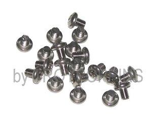 "20-SS #10-32 X 1/4"" PPH PHILLIPS PAN HEAD MACHINE SCREWS STAINLESS STEEL 18-8"