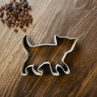Kitten Cat Cookie Cutter - Fondant - Biscuit Cutter - 3 Sizes Instagram