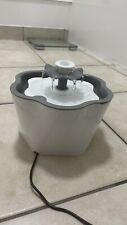 Water Fountain for pets, white colour