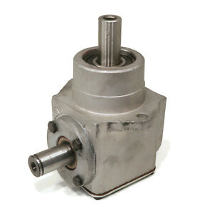 Genuine OEM Grasshopper 390024 Deck Gearbox, Right Angle CCW Front Mount Mower