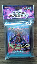 Yu-Gi-Oh! Legendary Six Samurai Card Sleeves Pack of 50 ct Factory Sealed Yugioh