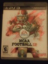 Ps3 Ncaa Football 12 Video Game
