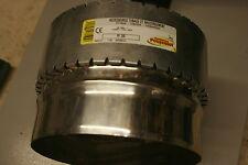 Accessoire tubage inox 200 Poujolat - griffe pour flexible sur tube lisse RF 200