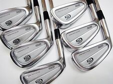 Left-handed MIURA CB-8101 Forged 7pc S-Flex IRONS SET Golf Clubs