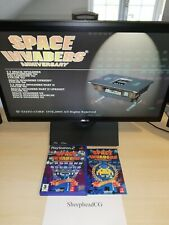 Space Invaders Anniversary PS2 - Near Mint Condition, Tested & Complete - VGC!