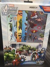 Marvel Avengers Ultimate Sticker Book Se (Iron Man Captain America Hulk) NEW