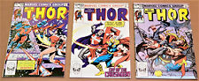THOR #328, 330, 332 (Marvel 1983) High Grades