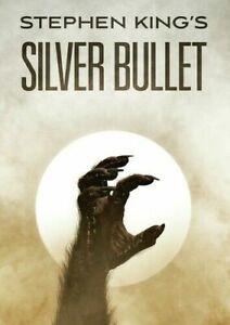 Silver Bullet Stephen King DVD Brand New and Sealed Australian Release