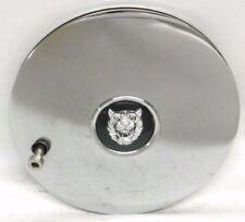 """88-93 Jaguar Vanden Plas XJ6 7 3/4"""" Center Cap Hubcap OEM Chrome Bolt-On CCC2711"""