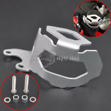 Front Brake Fluid Reservoir Guard Protector Cover For BMW F800GS F700GS ADV 13up