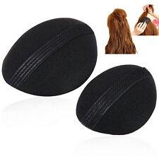 2pcs Woman Beauty Volume Hair Base Bump Styling Insert Pad Tool ZV