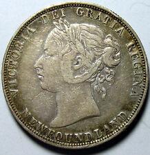 1894 Newfoundland 50 Cents #2