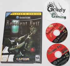 USED Resident Evil Nintendo GameCube (NTSC) Canadian Seller