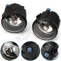 2x Front Bumper Fog Driving Light Lamps L+R for NISSAN X-Trail T31 2007-2013 AU