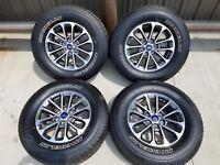 "05-18 F150 FX4 New Takeoff OEM 18"" Wheels w/ Michelin Tires, 275/65R18, SET OF 4"